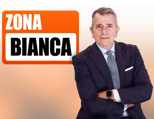 Da stasera al via, in prima serata su #Rete4, la novità #ZonaBianca con Giuseppe Brindisi