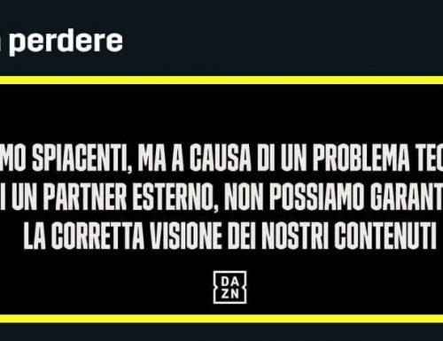 Polemiche su #Dazn per i problemi tecnici durante #InterCagliari: siamo pronti allo streaming?