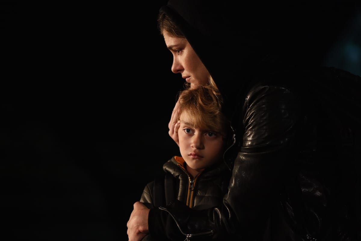 Titoli di coda · La fuggitiva ultimo appuntamento. Con protagonista Vittoria Puccini, in prima visione assoluta, in prime time su RaiUno
