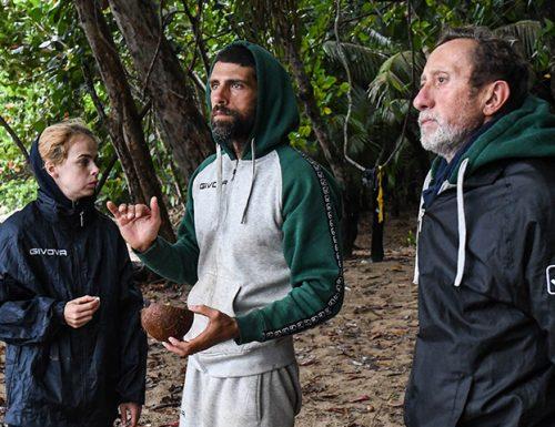 """Si parla di due possibili nuovi ingressi all'Isola dei Famosi: nomi molto """"discussi"""", ecco chi sono! #isola"""