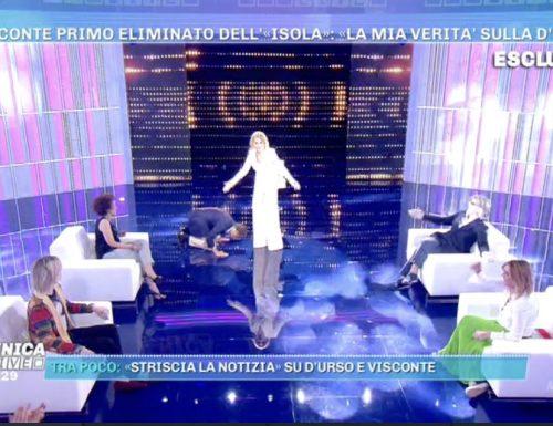 Barbara d'Urso torna in onda con #DomenicaLive dalle 14.40 e subito alza gli ascolti di #Canale5