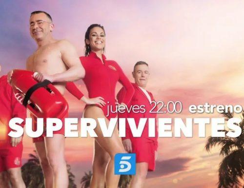 Live 8 aprile 2021 · Supervivientes 2021, prima puntata. La nuova edizione dell'isola spagnola sta per partire, in prima serata su Tele5