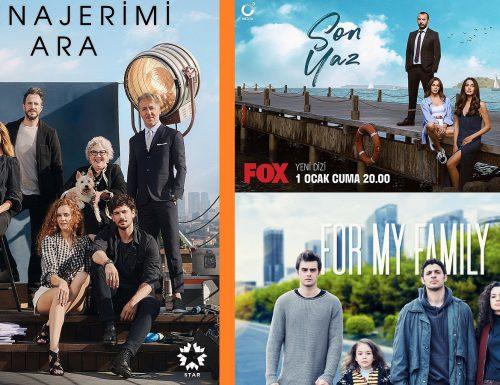 Turchiamania dal 19 al 25 aprile 2021: le serie tv più discusse sui social, con le valutazioni medie nei sette giorni. Vince #MenajerimiAra