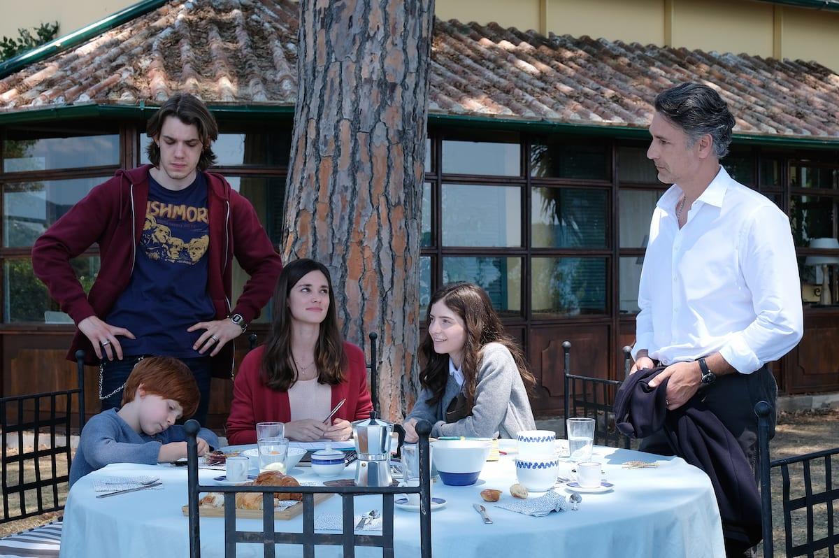 Fiction Club · Buongiorno mamma prima puntata. Con protagonista Raoul Bova, in onda in prima visione tv assoluta, in prima serata su Canale5