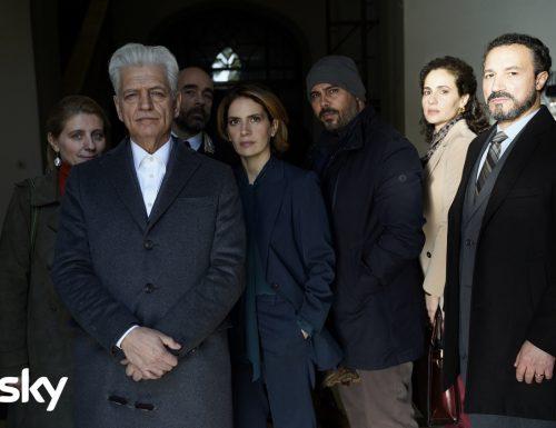 In arrivo in prima visione su #Sky il nuovo film tv Sky Original #Security: cast e trama
