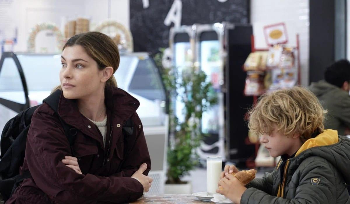 Fiction Club · La fuggitiva primo appuntamento. Con protagonista Vittoria Puccini, in prima visione assoluta, in prime time su RaiUno