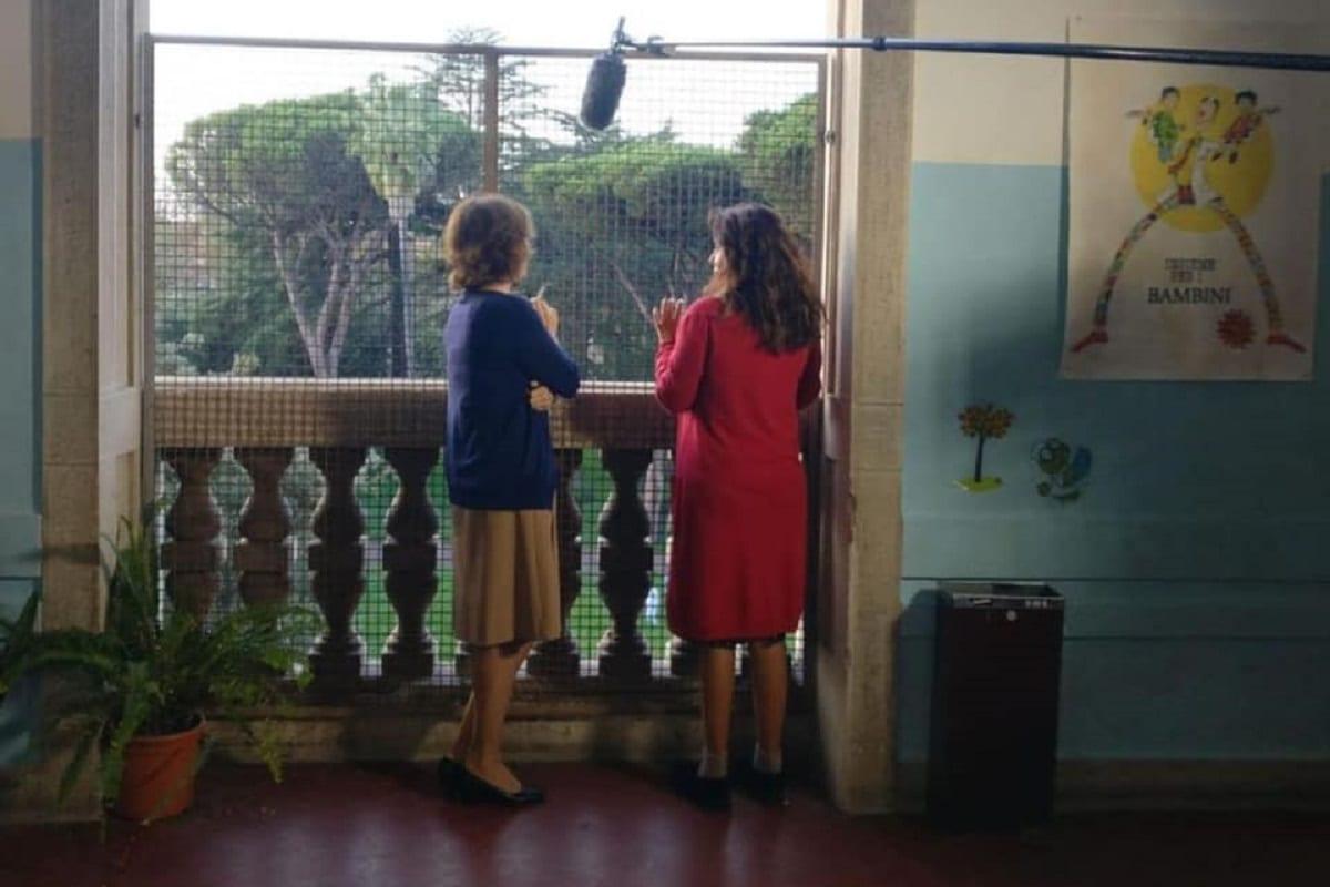 Titoli di coda · Svegliati Amore Mio ultima puntata. Con protagonista Sabrina Ferilli, in onda in prima visione tv assoluta, in prima serata su Canale5