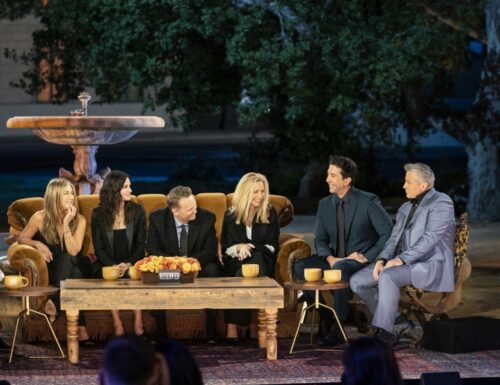 #Friends: The Reunion in onda su #Sky il 27 maggio, in contemporanea con gli Usa