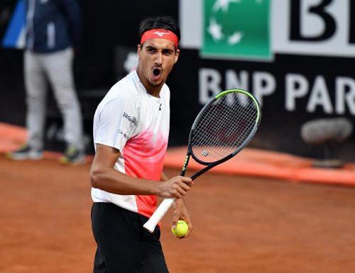 Internazionali BNL d'Italia, l'azzurro Sonego sfida Djokovic in semifinale: dalle 18.20 su #Italia1
