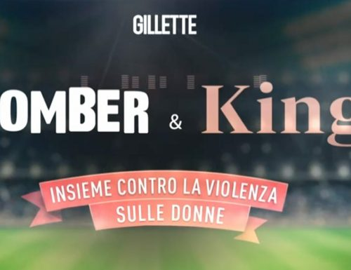 Stasera su #Italia1 l'evento #Gilette #BomberVsKing contro la violenza sulle donne