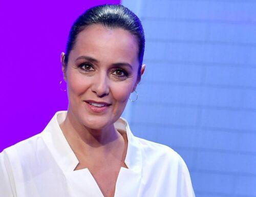 """Roberta Capua: """"Felice di tornare su #Rai1 con #EstateInDiretta, metterò tutta me stessa"""""""