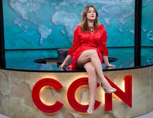 Da stasera su #ComedyCentral torna CCN – Comedy Central News con Michela Giraud al timone