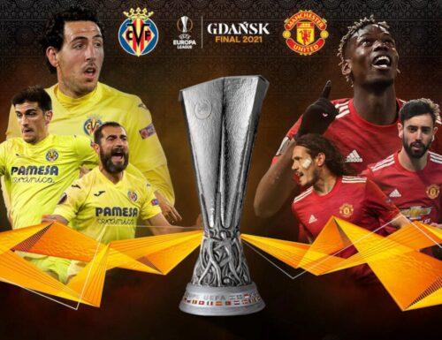 Villarreal vs Manchester United è la finale di Europa League in onda su TV8 e Sky Sport. Le formazioni ufficiali e i dettagli