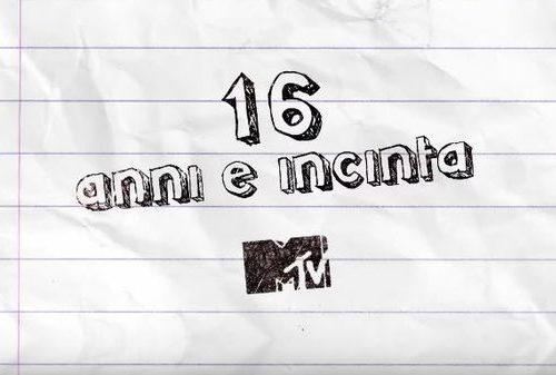Da stasera su #MTV al via la nuova stagione del docu-reality 16 anni e Incinta Italia