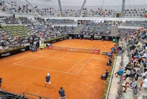 Internazionali BNL d'Italia, alle 18 la supersfida #Sinner-#Nadal in diretta sul #Canale20 #Ibi21Mediaset
