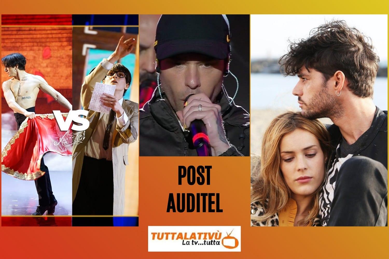 AscoltiTV 1 maggio 2021 · Amici 20, il finale di Sotto Copertura 2, Il Concertone del #1M2021, Madagascar, Don Camillo, Verissimo vs ItaliaSi!