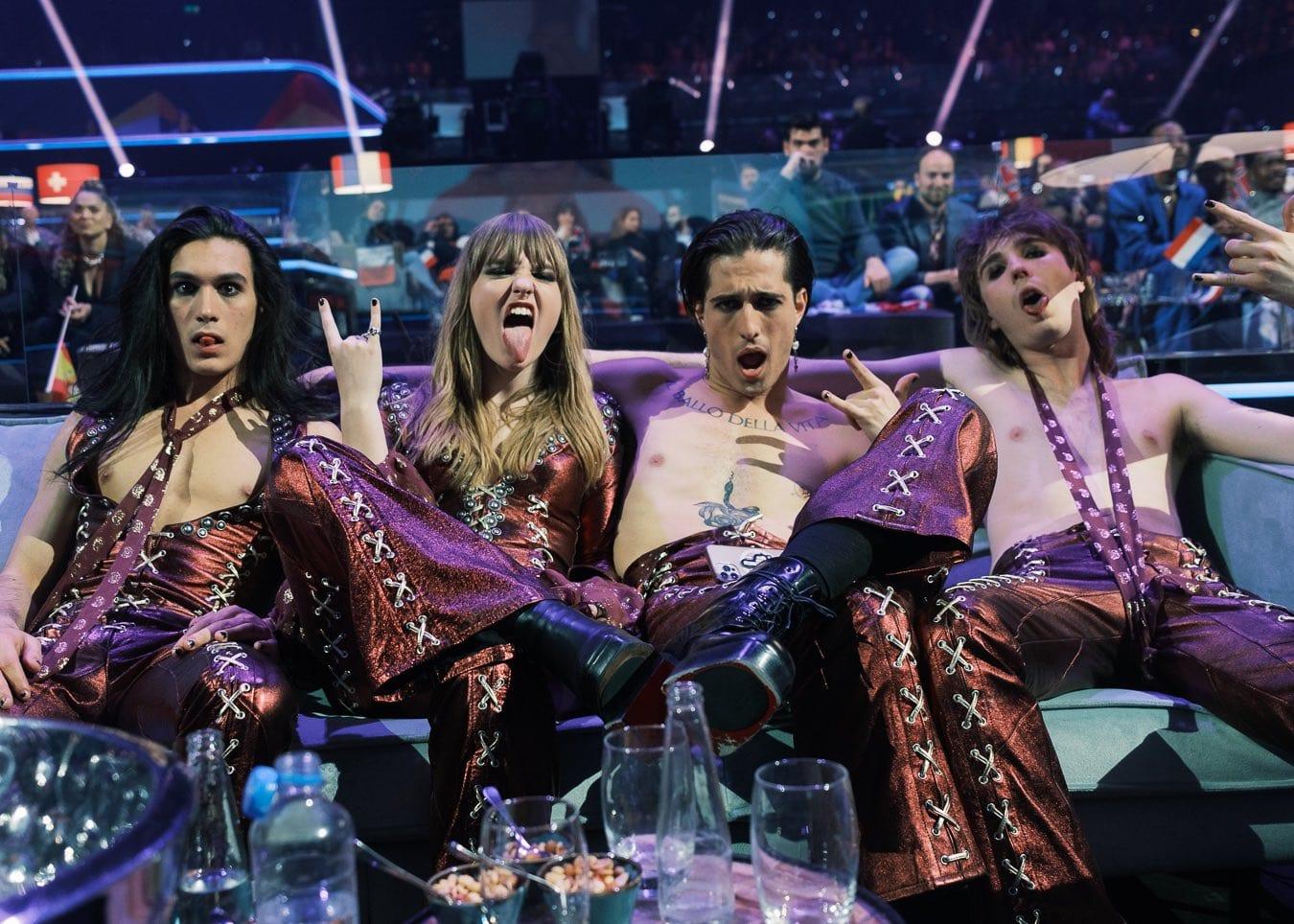 Zitti e buoni dei Maneskin vince l'Eurovision 2021... scoppia la polemica