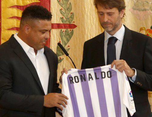 Su #Dazn progetto triennale con il brasiliano Ronaldo: si comincia con la serie tv El Presidente