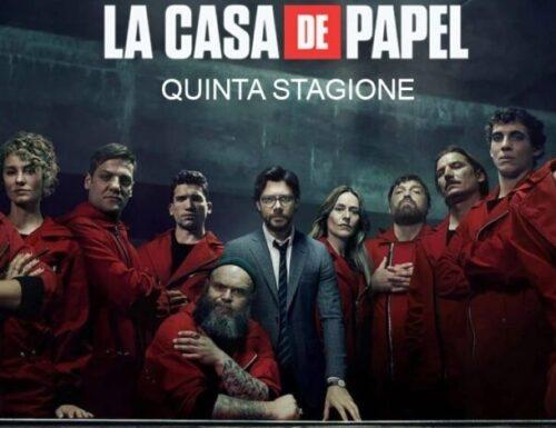 Il gran finale della serie tv #LaCasaDiCarta su #Netflix a settembre e dicembre