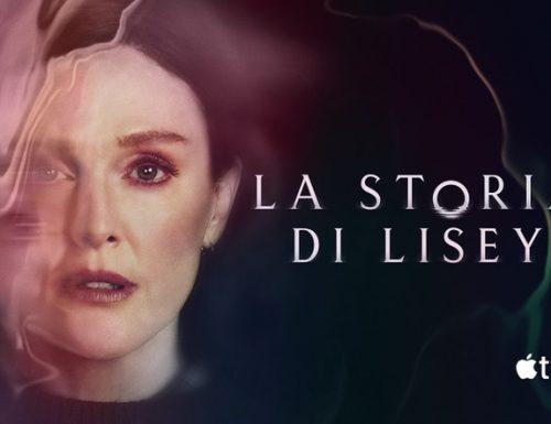 A giugno su #AppleTv arriverà La storia di Lisey, serie tv basata sul best seller di Stephen King