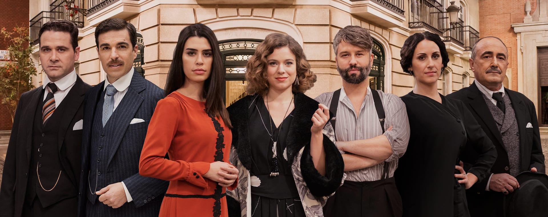 Soap & Novelas: Una Vita Acacias 38 Puntata finale. Oggi 4 maggio 2021, la soap termina con la puntata 1483, in onda alle 18:10 su La1