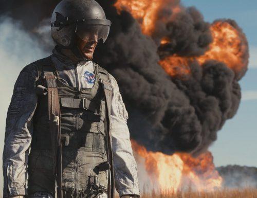 CinemaTivu: First Man: Il primo uomo (USA 2018), con protagonista Ryan Gosling, diretto dal premio Oscar Damien Chazelle, su Canale5