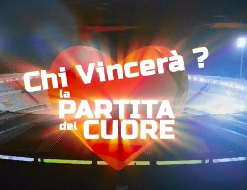 Stasera dalle 20.50 su #Canale5 appuntamento con la #PartitaDelCuore: ecco chi ci sarà