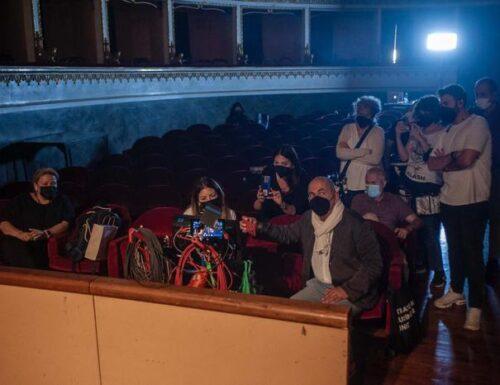In corso a Orvieto le riprese della serie tv #LeFateIgnoranti, diretta da Ferzan Ozpetek