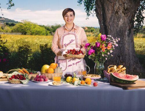 """Da domani su #FoodNetwork torna l'appuntamento con """"Fatto in casa per voi"""" condotto da Benedetta Rossi"""