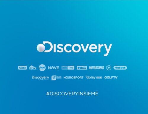 Presentati i palinsesti di Discovery per la prossima stagione: tante le novità!! Ecco un riepilogo dettagliato