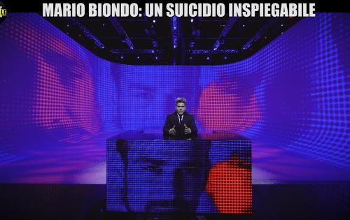 """Stasera, in prima serata su #Italia1, speciale #LeIene """"Mario Biondo, un suicidio inspiegabile"""""""