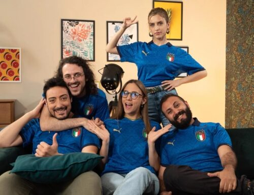 "Da oggi su #RaiPlay parte ""Europei a casa The Jackal"" per seguire #Euro2020 #ITA #TurchiaItalia"