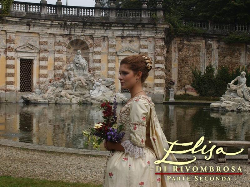 Elisa di Rivombrosa: Parte seconda, prima puntata · Elisa e Fabrizio coronano il loro sogno d'amore. Nubi scure si addensano all'orizzonte