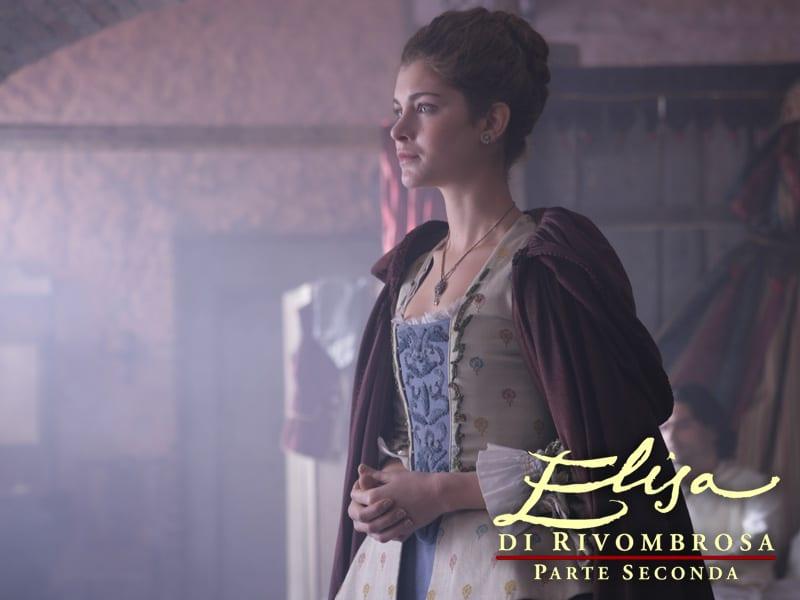 Elisa di Rivombrosa: Parte seconda, seconda puntata · Elisa e Fabrizio coronano il loro sogno d'amore. Nubi scure si addensano all'orizzonte