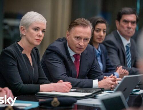 """Da domani su #Sky arriva il political drama """"Cobra – Unità Anticrisi"""" con Robert Carlyle"""