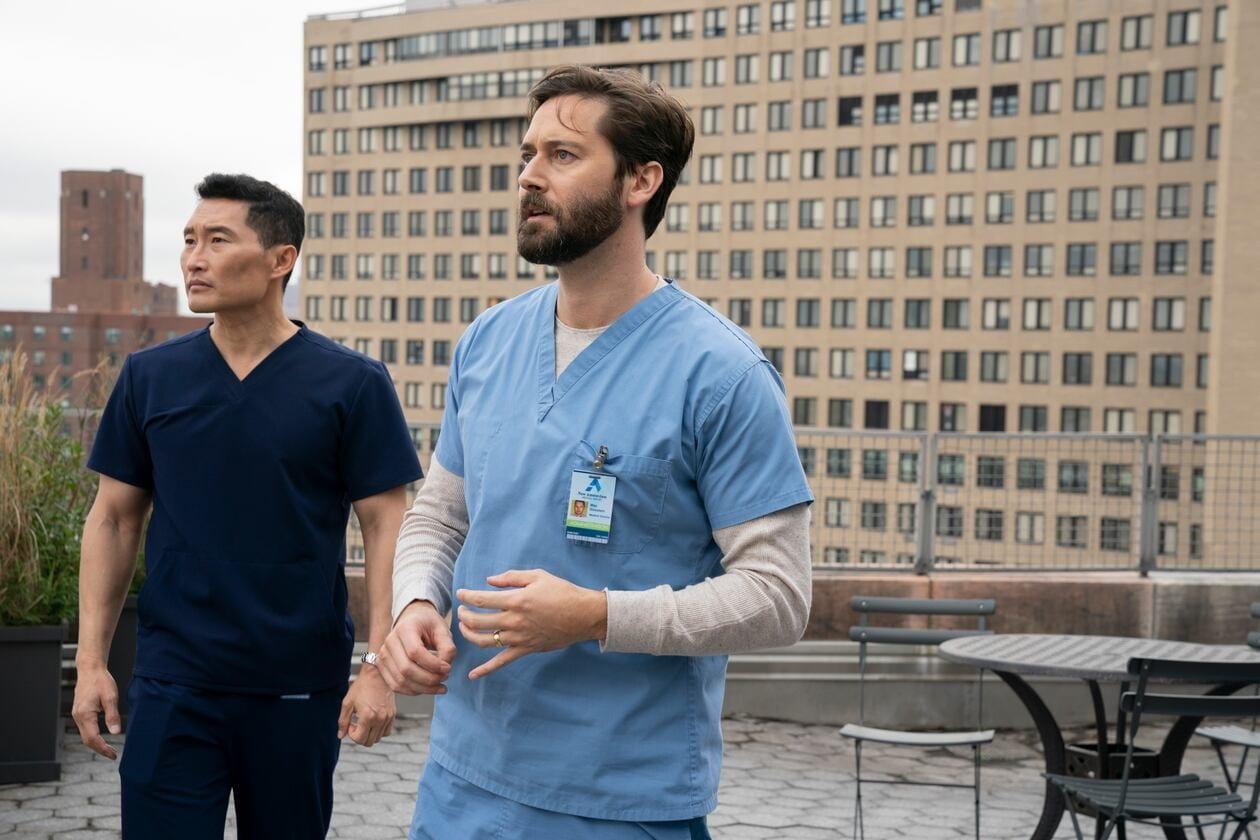 Live martedì 1 giugno 2021: New Amsterdam 3 primo appuntamento, con protagonista Ryan Eggold, in onda in prima visione assoluta su Canale5