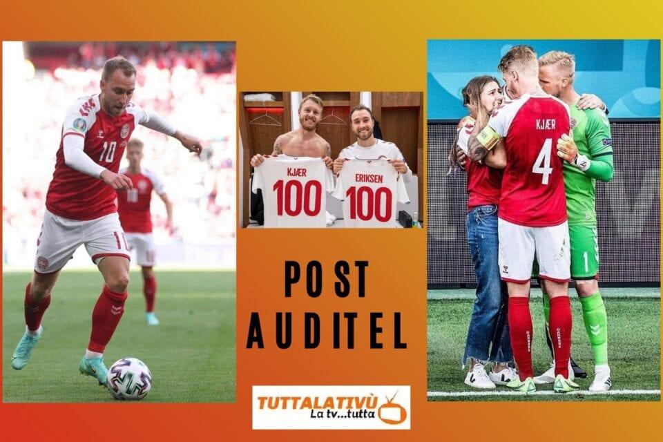 AscoltiTV 12 giugno 2021 · Per Euro 2020, Belgio vs Russia e Galles vs Svizzera, una pagina brutta e l'amicizia fraterna in Danimarca vs Finlandia, The Winner is
