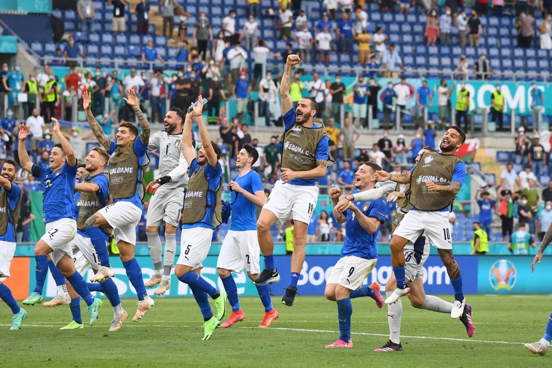 AscoltiTV 20 giugno 2021 · In Euro 2020, terza vittoria degli Azzurri in Italia-Galles, la F1 con il Gp di Francia, Storia di Nilde, Conta su di me, Colorado, Kilimangiaro