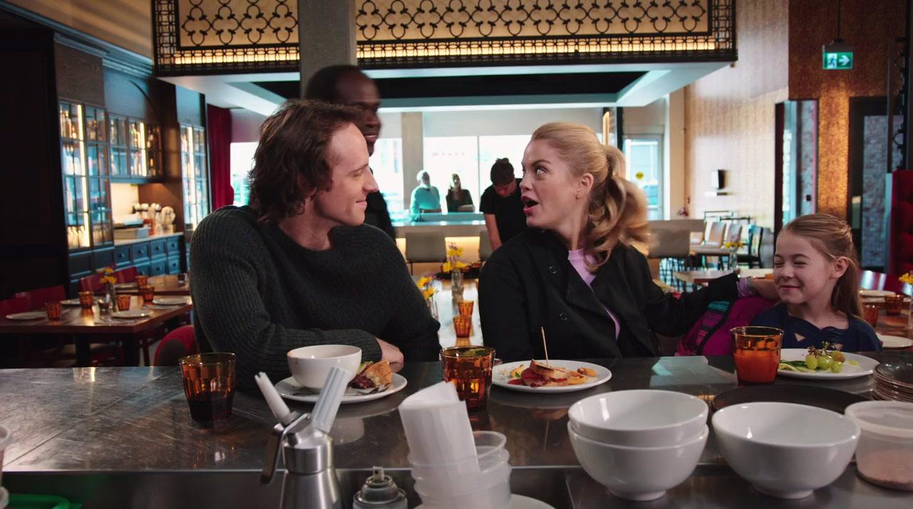CinemaTivu: Ricetta per un inganno (USA 2019), con Sarah Lind, Bree Williamson, Adam Hurtig, diretto da Lisa France, in prima tv su Rai2