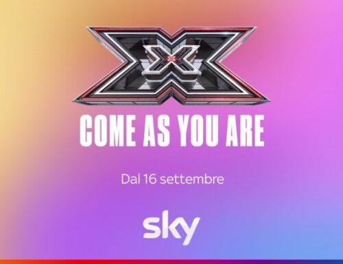 La nuova edizione di #XFactor al via giovedì 16 settembre su #SkyUno e #NOW
