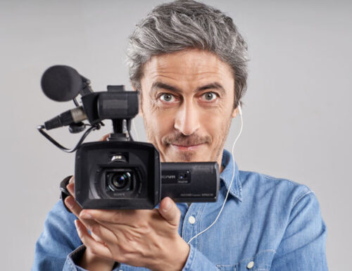 Pif racconta #IlTestimone, programma Sky Original in onda sul nuovo canale #SkyDocumentaries