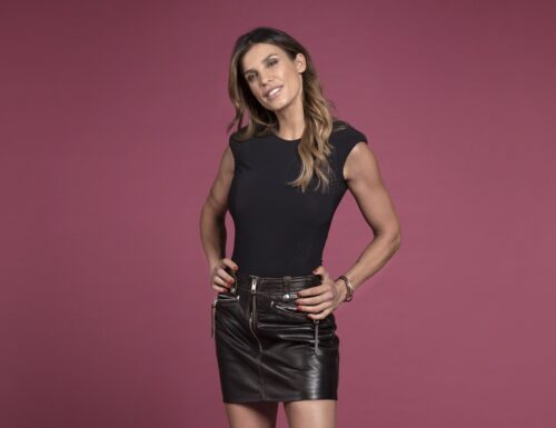 Elisabetta Canalis torna protagonista in tv con #ViteDaCopertina, da settembre su #Tv8