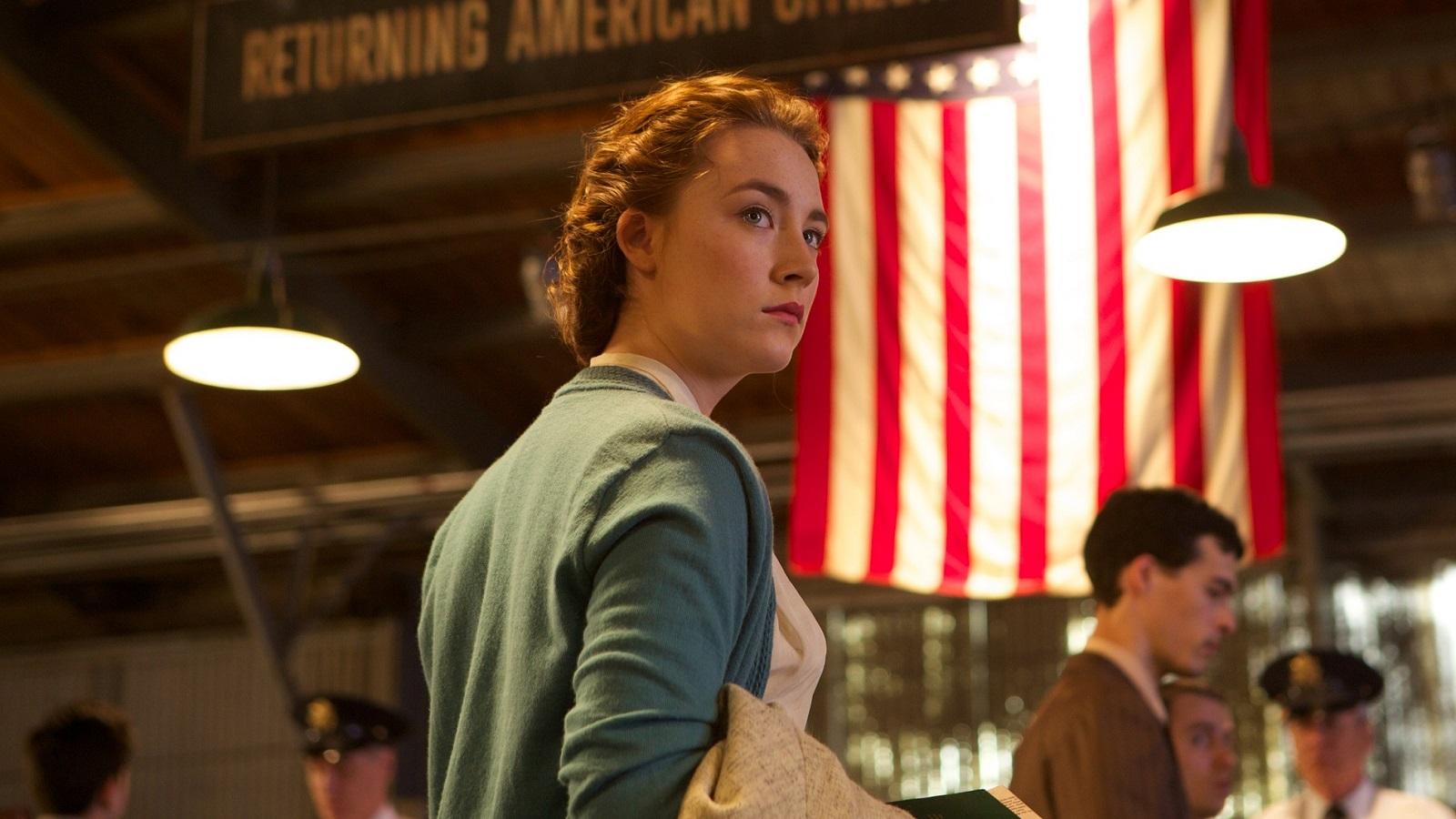 CinemaTivu: Brooklyn (Can/Uk/Irl 2015), basato sull'omonimo romanzo di Colm Tóibín, diretto da John Crowley, in prime time su RaiUno