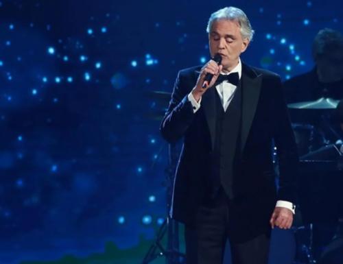 """Stasera, in prima serata su #Rai3, serata speciale """"Dal Circo Massimo, Andrea Bocelli!"""""""