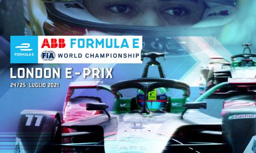 #FormulaE, oggi e domani sul #Canale20 e su #MediasetInfinity l'#EPrix di Londra: due gare decisive