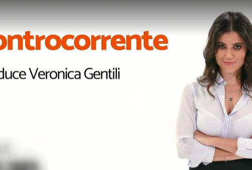 Da stasera, in prima serata su #Rete4, al via la novità #Controcorrente con Veronica Gentili