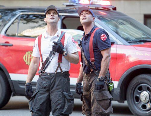 SerieTivu: Chicago Fire 8, primo appuntamento. Tornano i pompieri e i paramedici del Chicago Fire Department, in prima tv free su Italia1