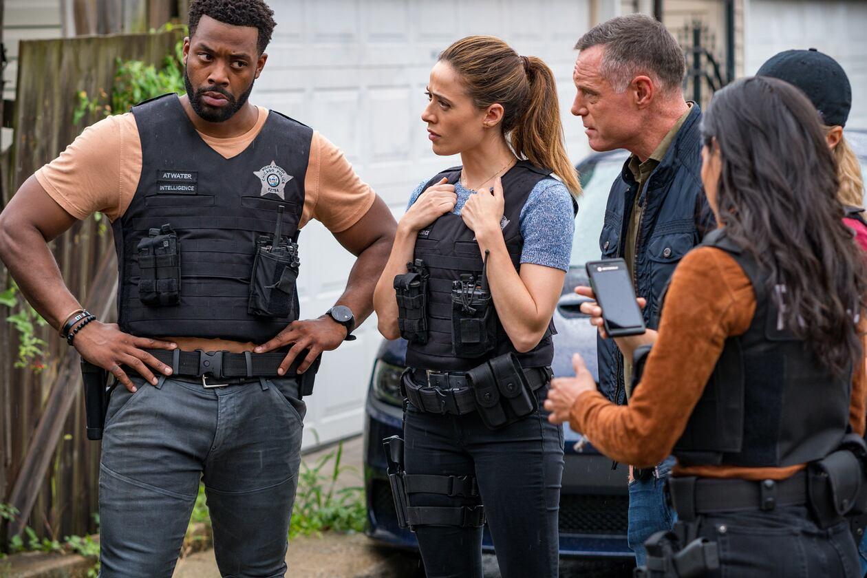 SerieTivu: Chicago PD 7 primo appuntamento. Tornano i poliziotti del distretto 21 del Dipartimento di Polizia di Chicago, in 1^tv free su Italia1