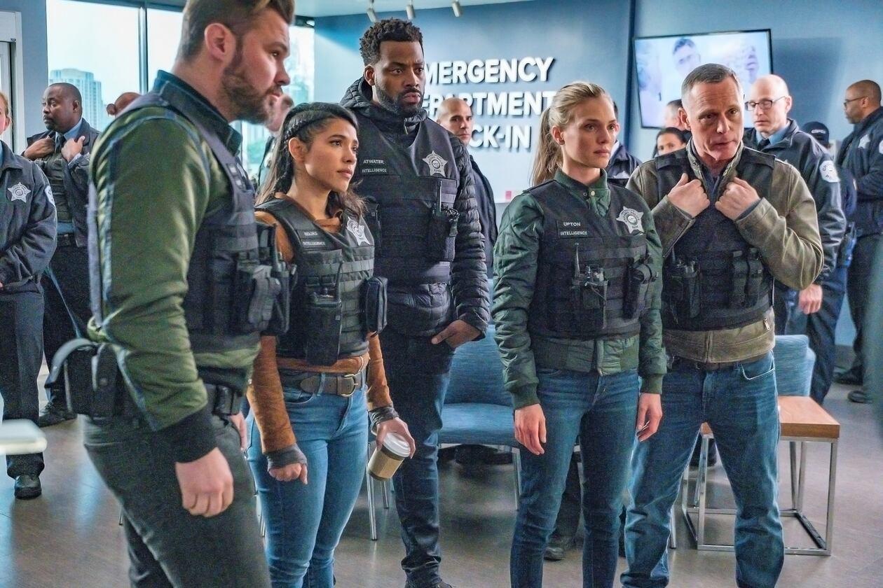 SerieTivu: Chicago PD 7 quarto appuntamento. Tornano i poliziotti del distretto 21 del Dipartimento di Polizia di Chicago, in 1^tv su Italia1