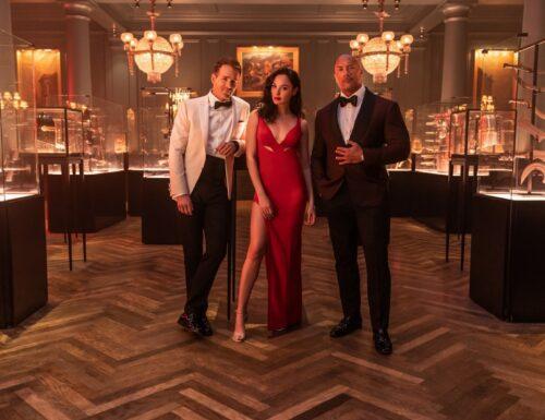 A novembre su #Netflix arriverà #RedNotice con Dwayne Johnson, Gal Gadot e Ryan Reynold